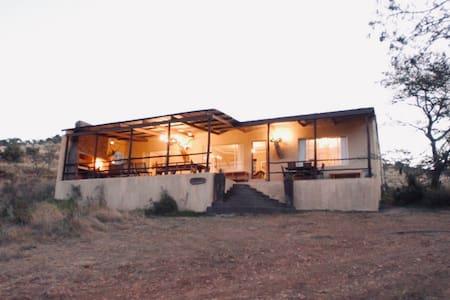 Waterval family farm cottage