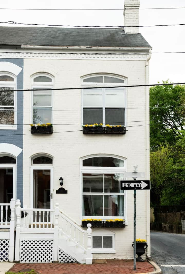 Bright, Updated Downtown Frederick Historic Home
