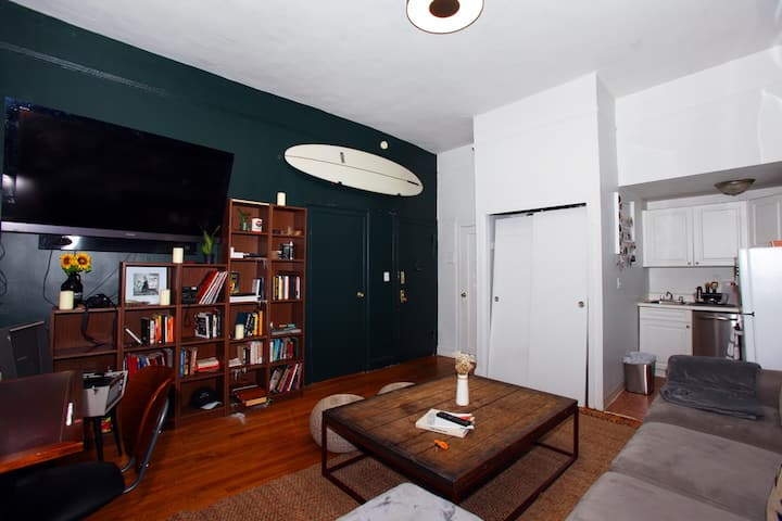 Stunning Greenwich Village Artist Residence