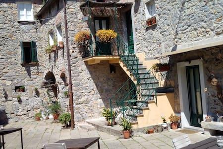 CORTE PAGANINI, near to 5 Terre - Casté - Wohnung