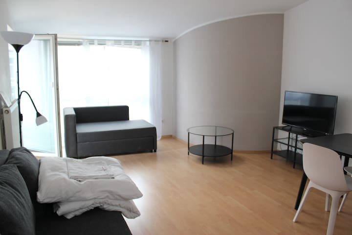 Enjoy Your Stay In A Central 2 Room Apartment
