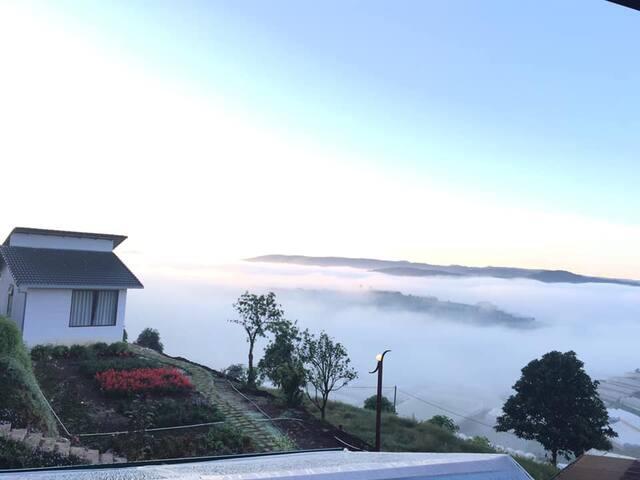 Cloudy Garden Bungalow - Cloud Valley View