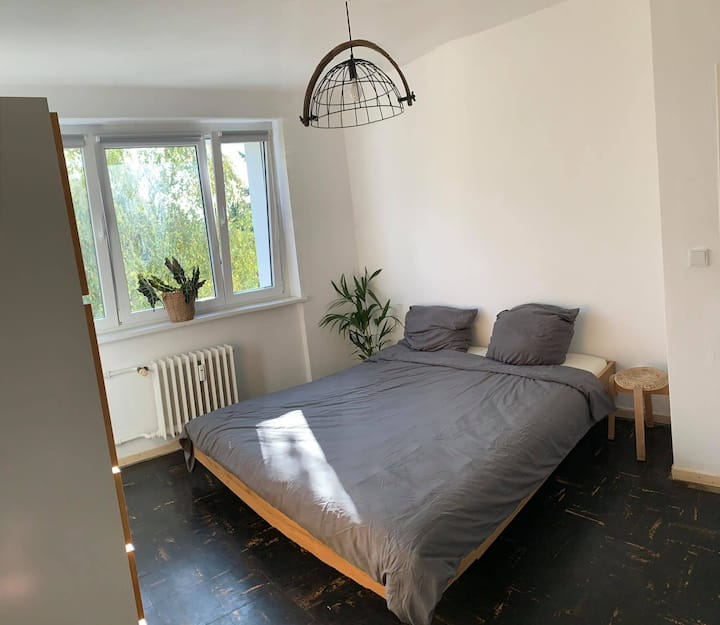 Cozy and Central Private Room in Berlin Moabit