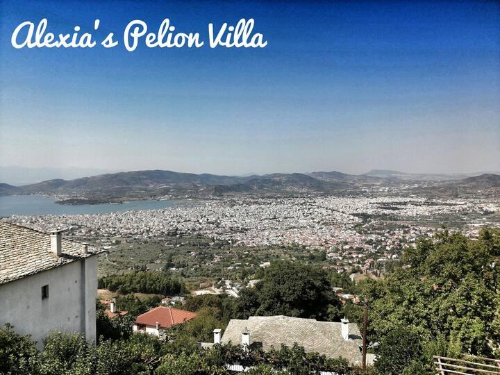 Alexia's Pelion Villa
