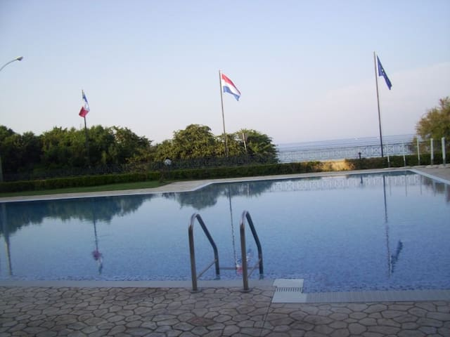 RESIDENCE SUL MARE - San Foca - Appartement