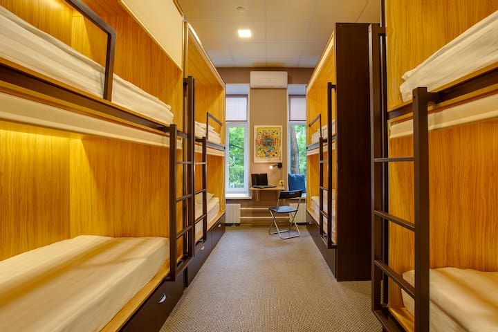 Bunk Bed in Common Room