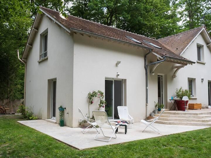 Gîte L'Art des Saisons, Barbizon, Fontainebleau