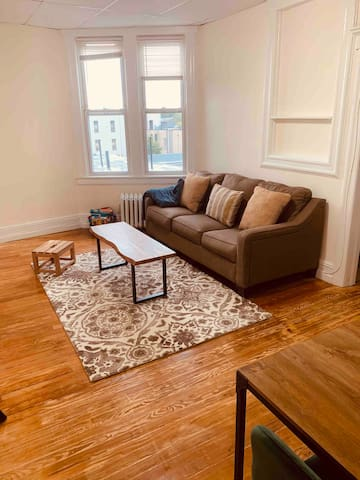 Large apartment in the heart of downtown Montclair