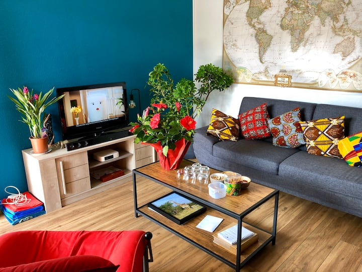 Appartement 61 m2 à Gond-Pontouvre
