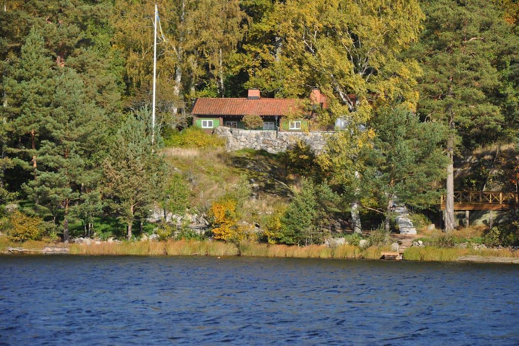 dusch chatt vattensporter nära Stockholm