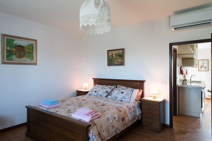 Cozy flat in tuscany countryside - Diacceto - Apartment
