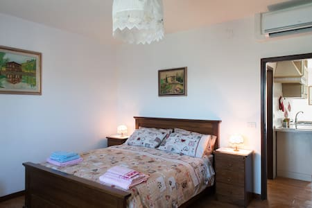 Cozy flat in tuscany countryside - Diacceto - 公寓