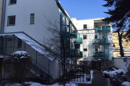 2Room apartment in Munich downtown