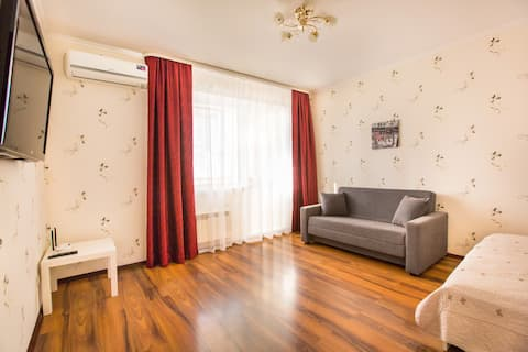 Apartment on Zhukova 54 | Sutki Life