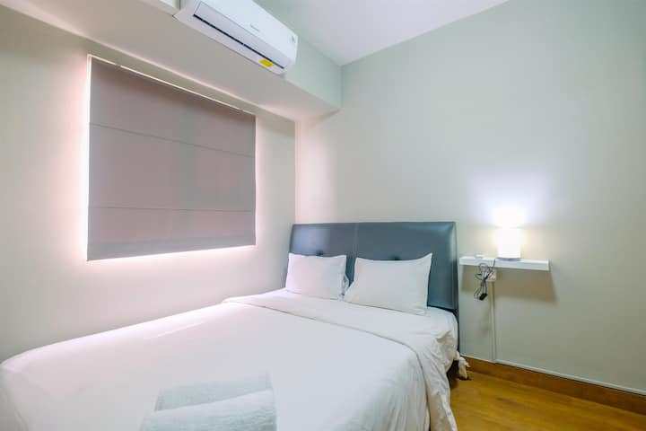 Comfortable 2BR Apartment at Cinere Resort