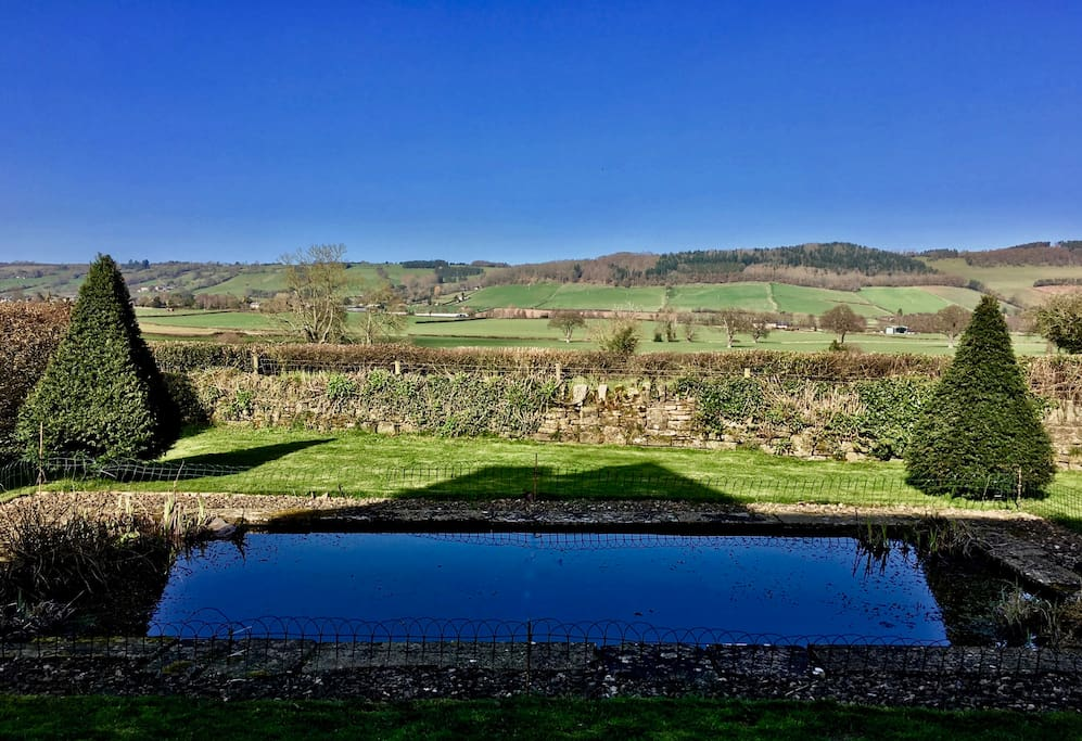 Rural Rectory Retreat Bed And Breakfasts For Rent In