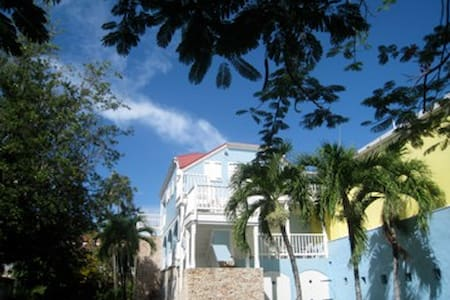 Artists Dream - Studio Apt. at CMCA - Frederiksted