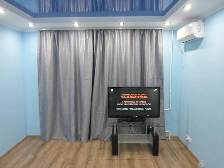 Уютная квартира в столице Приднестровья