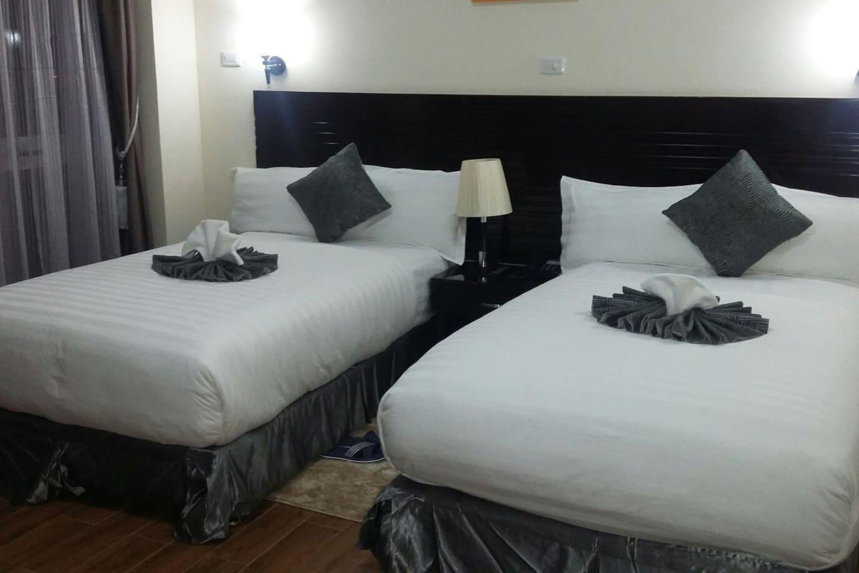 Delano Hotel Standard Twin Room