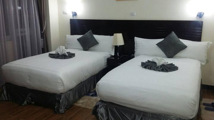 Delano Hotel Standard Twin Bed