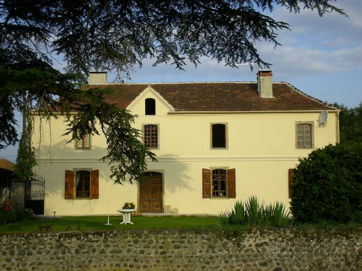 Old farm house near marciac and plaisance