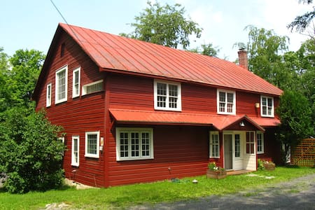 The Stanley Bate Barn - Craryville - Haus