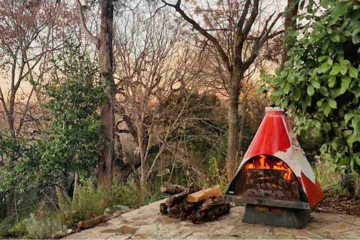 Kessler Park Treehouse
