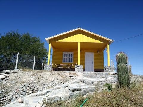 Cabaña La Noe, para disfrutar Amaicha del Valle.