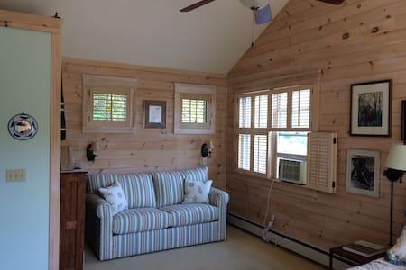Boatbuilder's B & B South Bedroom - Newport