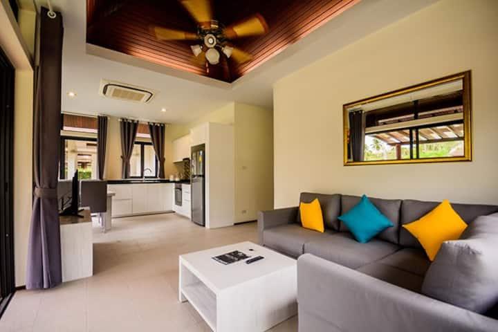 Exclusive Beachfront Pool Villa