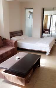 山海关第一关火车站老龙头角山乐岛假日蓝湾公寓 - Qinhuangdao Shi - Apartament