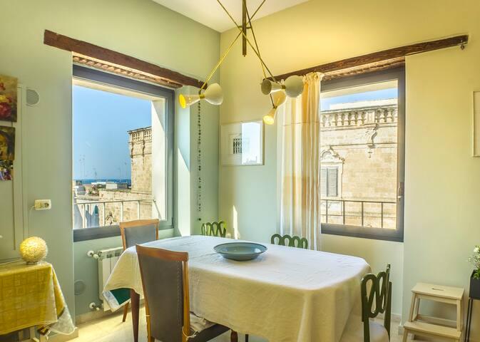 Casa dei Pensieri:stunning seaviews,luxury comfort