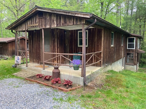 The Camp at Willow Brook: a Modest Rural Retreat