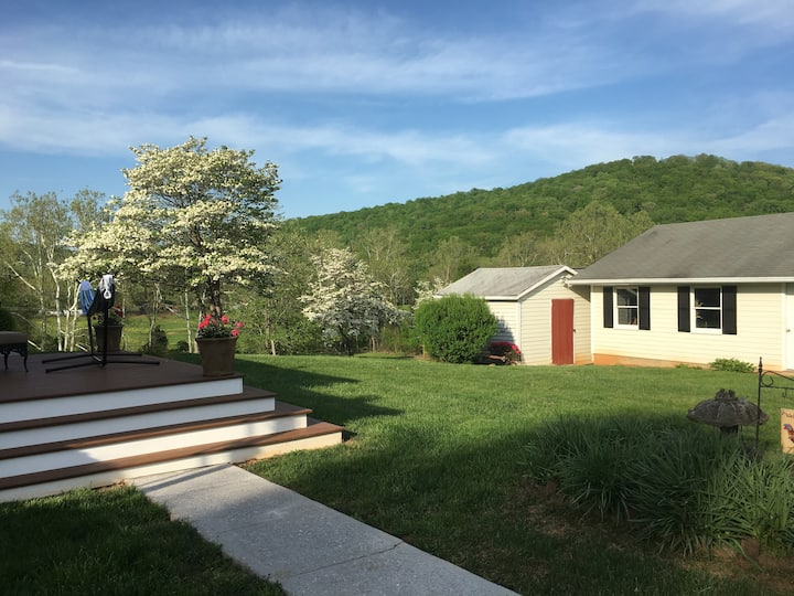 Little Washington, VA- Location!  Views!  Privacy!