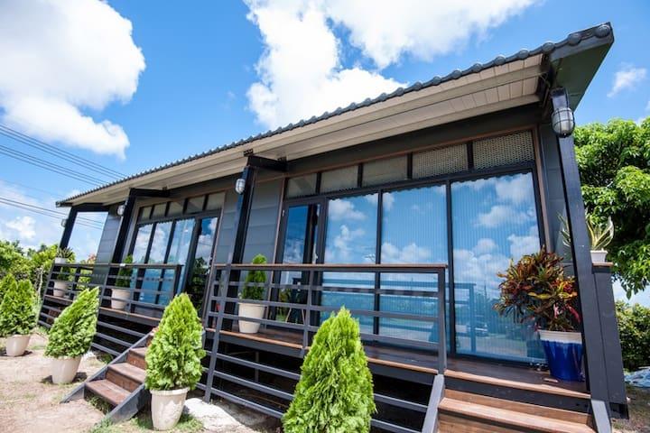 海角42號-摩登六人房((SENSITIVE CONTENTS HIDDEN)評比墾丁七大最受網友歡迎的民宿!) - Hengchun - Casa