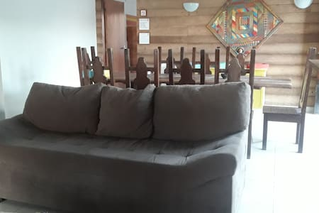 The Beach Hostel Milagres M4