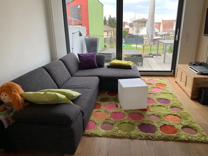 Kleines Haus – Wohnen auf Zeit bei Mainz