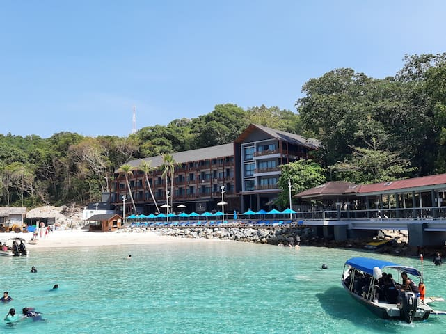 Perhentian Mimpi (Double Hill 4)