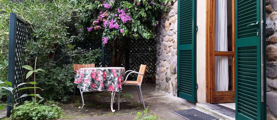 Casa al mare con giardino - Bonassola