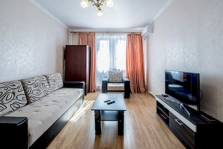 Appartments in Moscow Krilatsky!