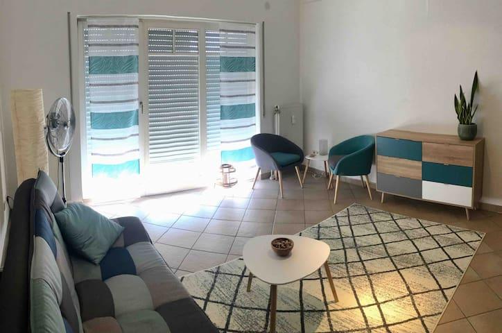 Wohnung im Loft Stil im Westen von Ingolstadt