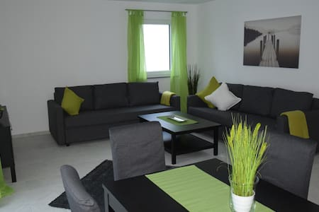 Apartment 3 für 4-6 Personen - Bad Aibling - Aparthotel