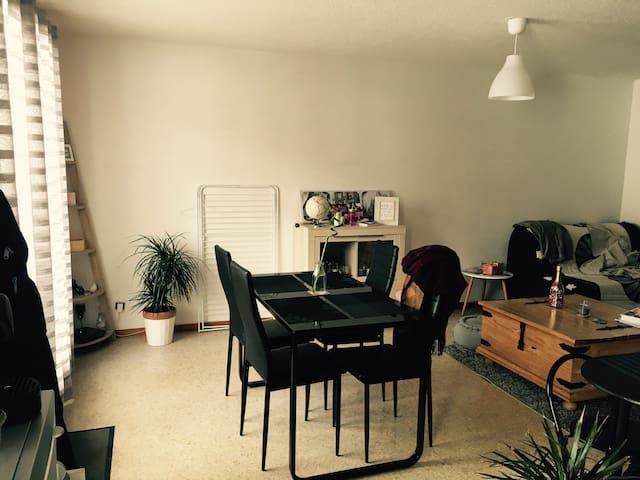 T1 - Appartement Tignes le Lac 50 m² - 2 personnes - Tignes - Apartemen