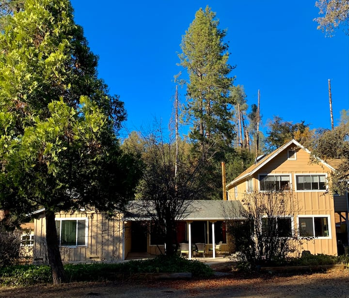 The Yosemite Homestead