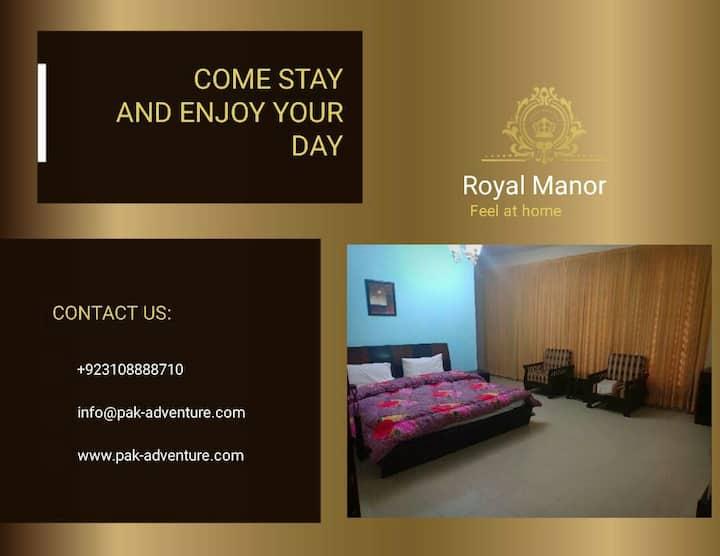 Royal Manor Bad&Breakfast F/10-3, Islamabad