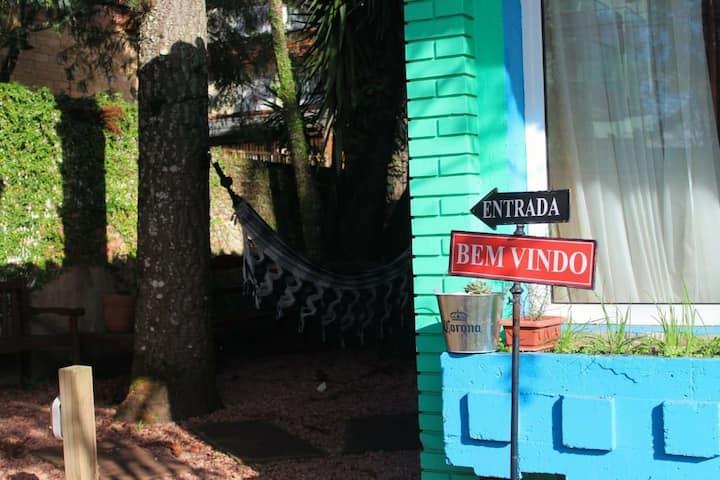 Camping 1 Centro Canela