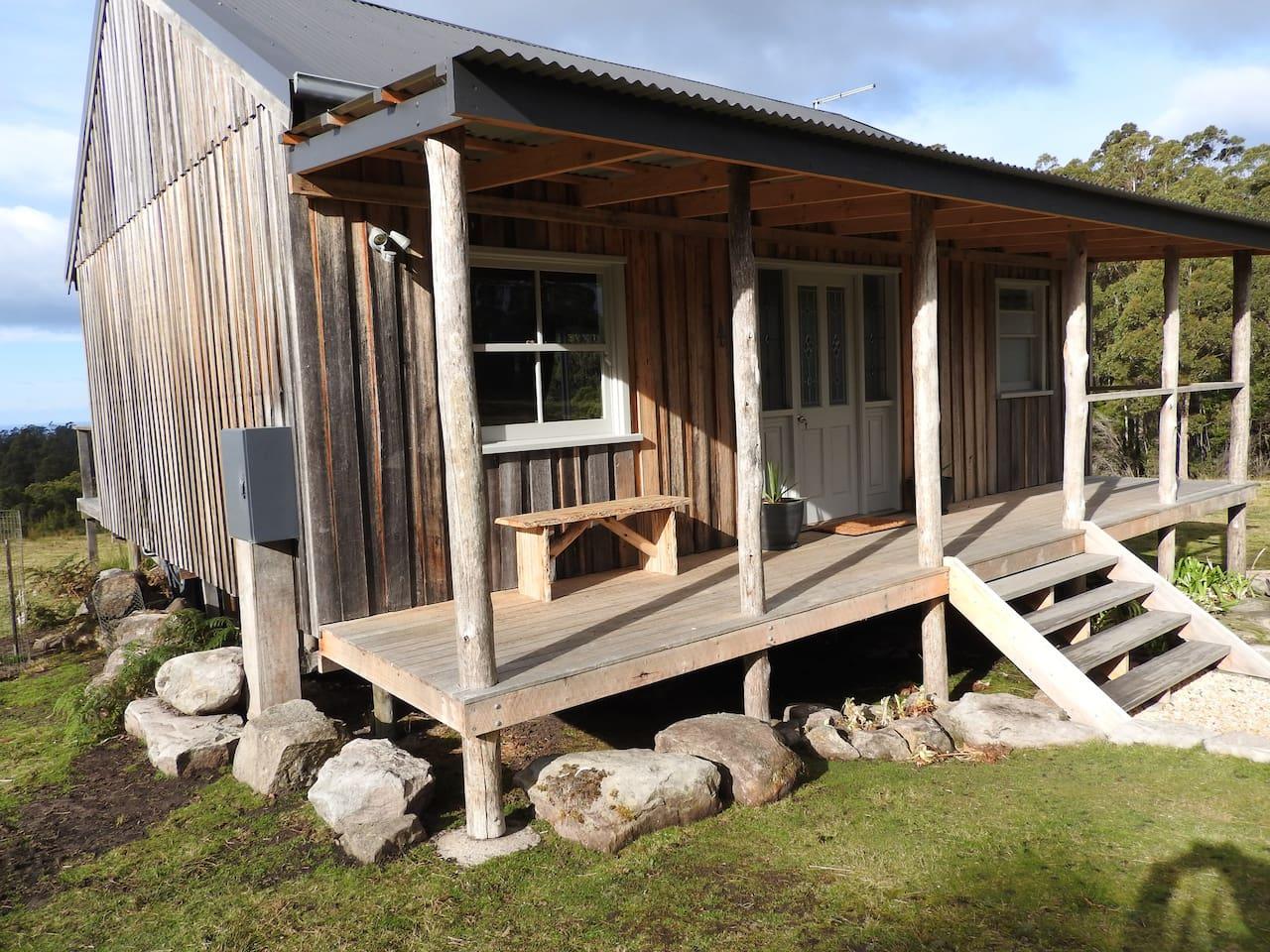 Misty Ridge Cottage