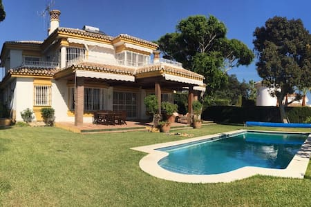 VIP Villa 350 sqm, heated pool, plot 0,5 hectare - ミハス