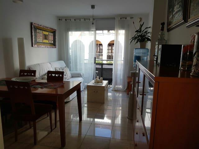 Acogedor Apartamento-St.Pere d Ribes,ideal parejas
