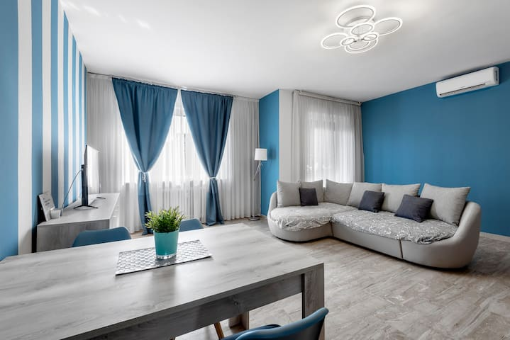 Amy Apartments, Spacious-luminous & elegant, 6pax
